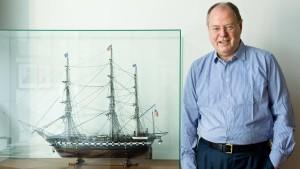 """""""Als Kind habe ich Kriegsschiffe nachgebaut"""""""