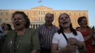 Weidmann warnt Griechen vor schwerwiegenden Konsequenzen