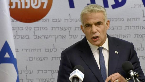 Opposition gelingt Regierungsbildung ohne Netanjahu