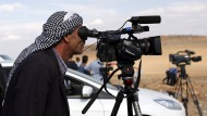 Gewalt gegen Journalisten nimmt zu