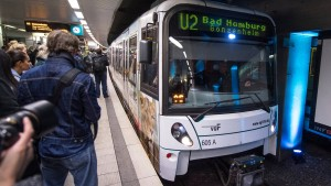 Zwei U-Bahn-Strecken in den Sommerferien gesperrt