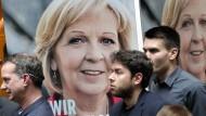 Trat noch am Wahlabend von allen SPD-Parteiämtern zurück: Hannelore Kraft
