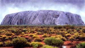 Australien verbietet Klettertouren auf heiligen Berg
