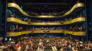 Marode? Die Oper in Frankfurt funktioniert jedenfalls immer noch gut.