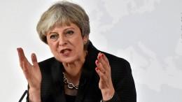 Moody's senkt Bonitätsnote für Großbritannien