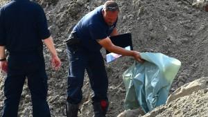 Fliegerbombe in Berlin-Mitte gefunden
