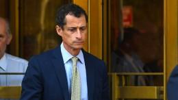 Anthony Weiner muss ins Gefängnis