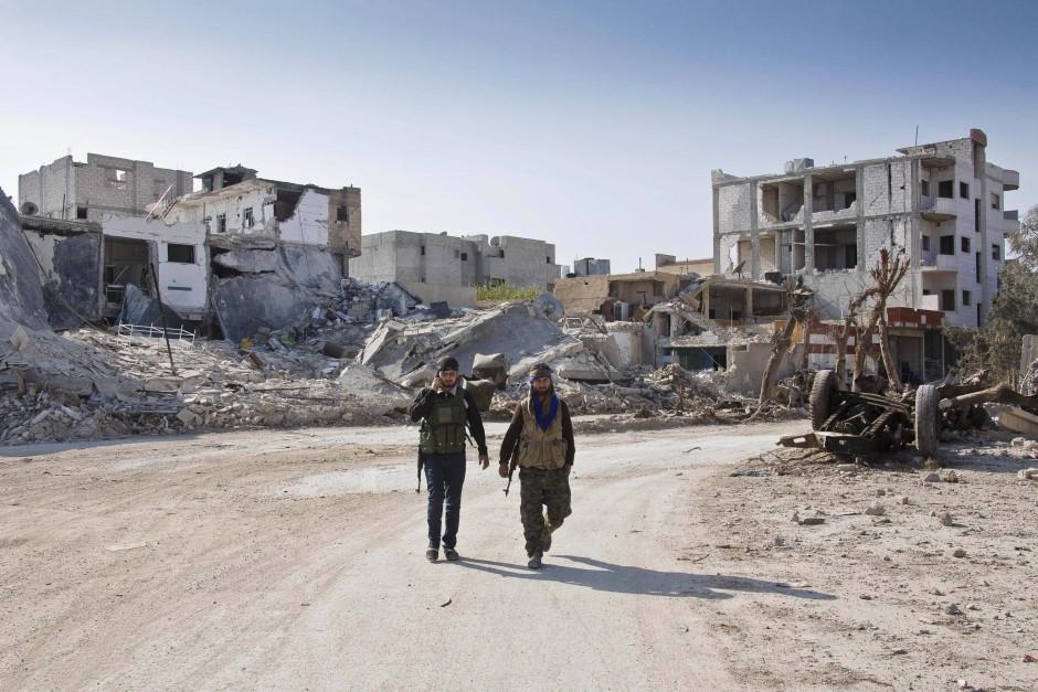 Syrien Amerika