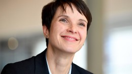 Frauke Petry erwartet im Juni ihr sechstes Kind