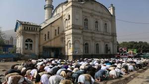 Mindestens 72 Tote bei zwei Angriffen auf Moscheen in Afghanistan