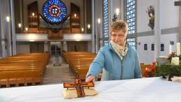 Unbekannter legt 160.000 Euro auf Altar