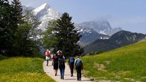 Söder ermöglicht Tourismus in Bayern