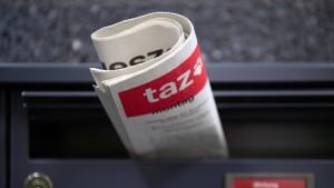 """Kolumnistin der """"taz"""" sucht Schutz der Polizei"""