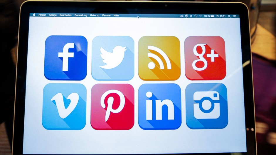Soziale Medien gewinnen an Bedeutung.