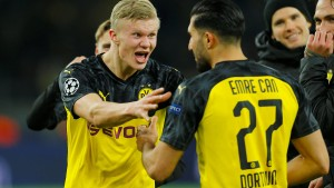 Die Veränderung von Borussia Dortmund