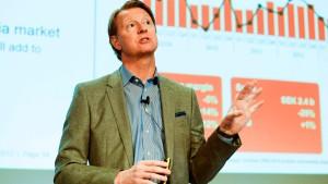 Ericsson-Chef als Ballmer-Nachfolger im Gespräch
