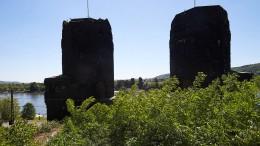 Türme der Brücke von Remagen sollen verkauft werden