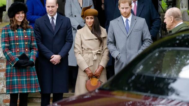 Meghan Markle stiehlt Herzogin Kate schon die Show
