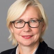 """Mechthild Harting - Portraitaufnahme für das Blaue Buch """"Die Redaktion stellt sich vor"""" der Frankfurter Allgemeinen Zeitung"""