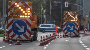 Weltkriegsbombe in Dortmunder Innenstadt gesprengt