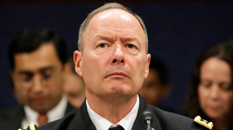 Der Direktor der amerikanischen National Security Agency (NSA), Keith Alexander