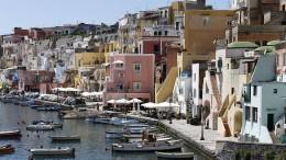 Süditalien tritt auf der Stelle