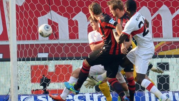 Ibisevic lässt der Eintracht den Punktgewinn