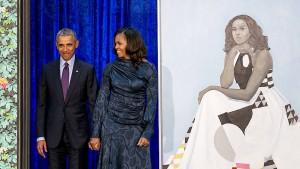 Ein neuer Platz für die ehemalige First Lady