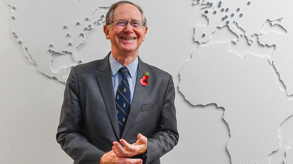 Invesco-Chefvolkswirt John Greenwood: ein Freund des Brexits