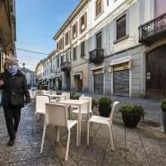 Codogno ist das Epizentrum der Epidemie in Italien.