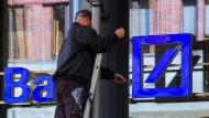 Keine Entwarnung für die Aktie der Deutschen Bank