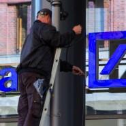 Baustelle Deutsche Bank: Das Geldinstitut hat noch viel Arbeit vor sich.