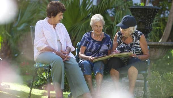 Arbeitslose müssen mit 63 Jahren in Rente