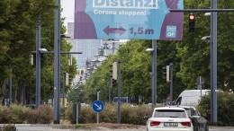 Corona-Fälle in Offenbach nähern sich Schwellenwert