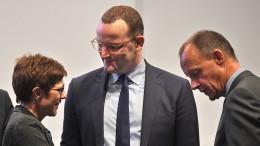Spahn will CDU-Parteitag über UN-Migrationspakt abstimmen lassen