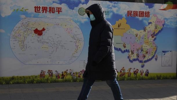 Tories fordern schärfere China-Sanktionen