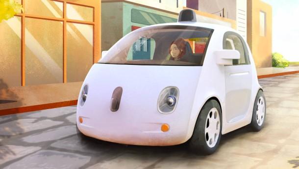 Die Auto-Attacke aus dem Silicon Valley