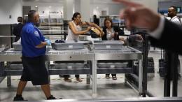 An Amerikas Grenzen mehr Laptop-Kontrollen