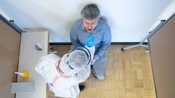 RKI registriert 22.231 Neuinfektionen