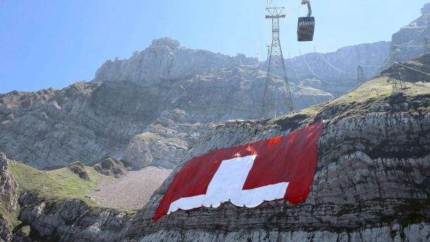 Schweizer Kettenrasseln