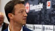 Braucht Weitblick: Fredi Bobic, der neue Eintracht-Sportvorstand