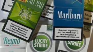 Mentholzigaretten bleiben verboten