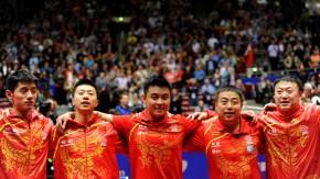 Tischtennis Mannschafts-WM 2012