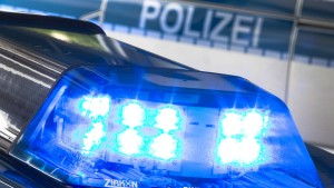Geldautomat in Bad Homburg gesprengt