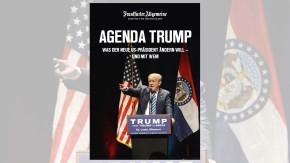 """Jetzt bestellen: E-Reader """"Agenda Trump"""""""