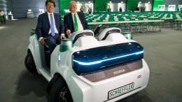 Schaeffler kauft Lenktechnologie für autonomes Fahren