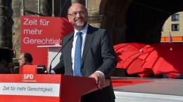 Schulz: Amerikanische Atomwaffen sollen aus Deutschland verschwinden
