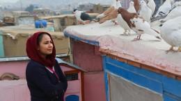 Die Frau, die in Kabul drehte