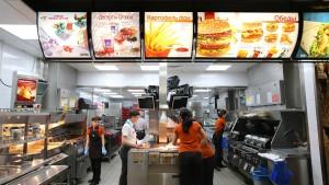 McDonald's russischer Sonderweg