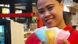 Abfallvermeidung auf Indonesisch